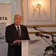 Kriza Ákos, Miskolc polgármestere kiemelte: egy ilyen beruházás a város gazdasági erejét is növeli