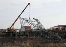 Épül az infrastruktúra a Déli Ipari Parkban
